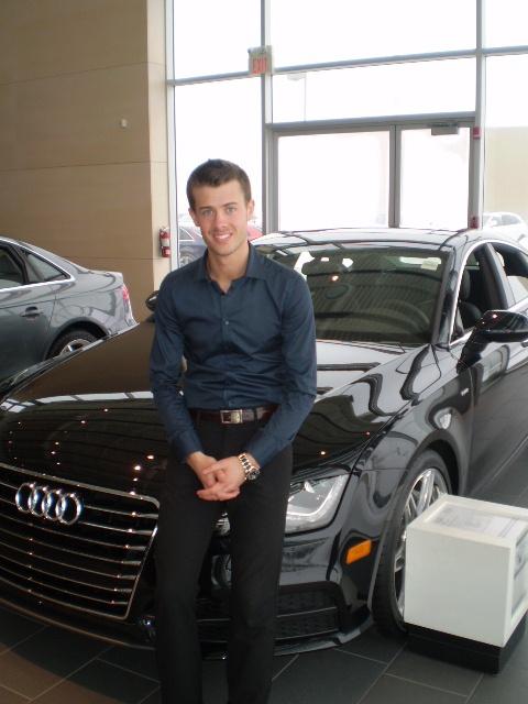 Your Audi Guy, Adam