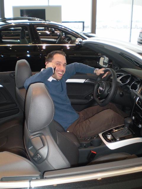 Audi Guy Kevin