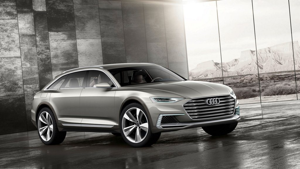 Audi Prologue Allroad Features and Specs