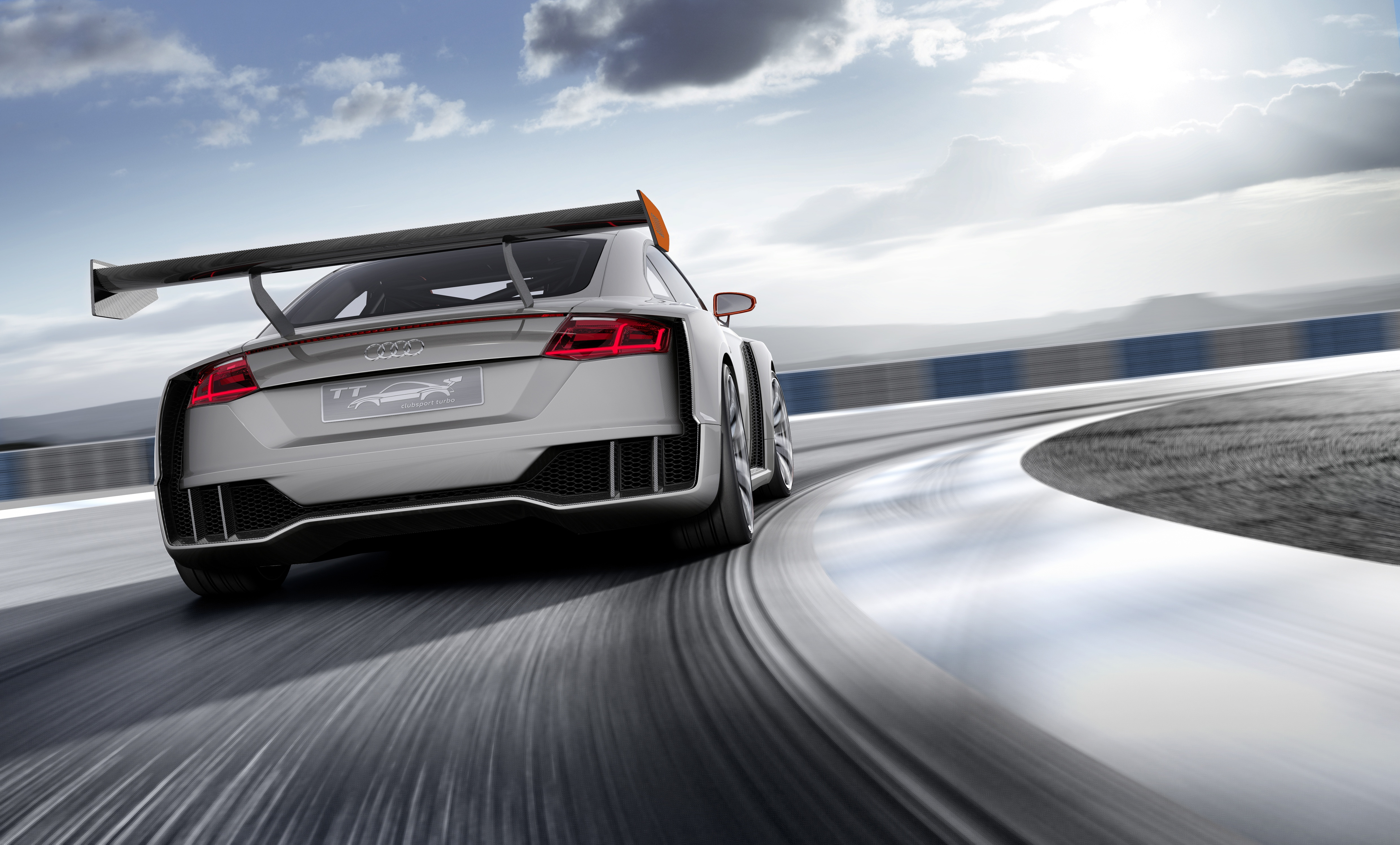 Audi TT clubsport turbo concept engine specs and performance