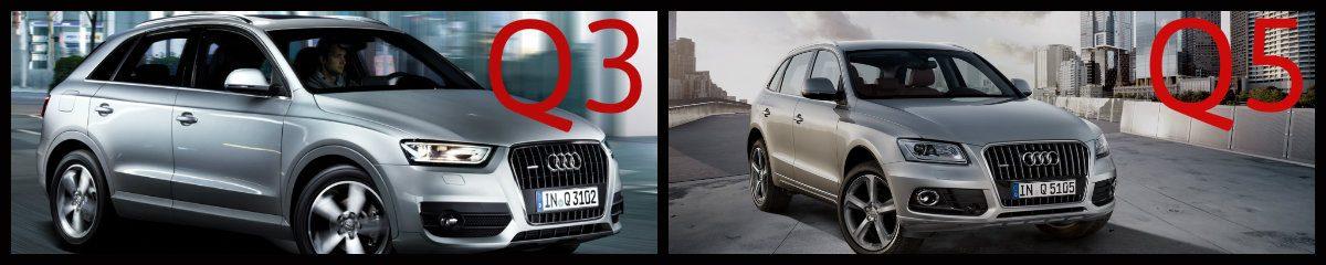 Differences Between 2015 Audi Q3 vs 2015 Audi Q5