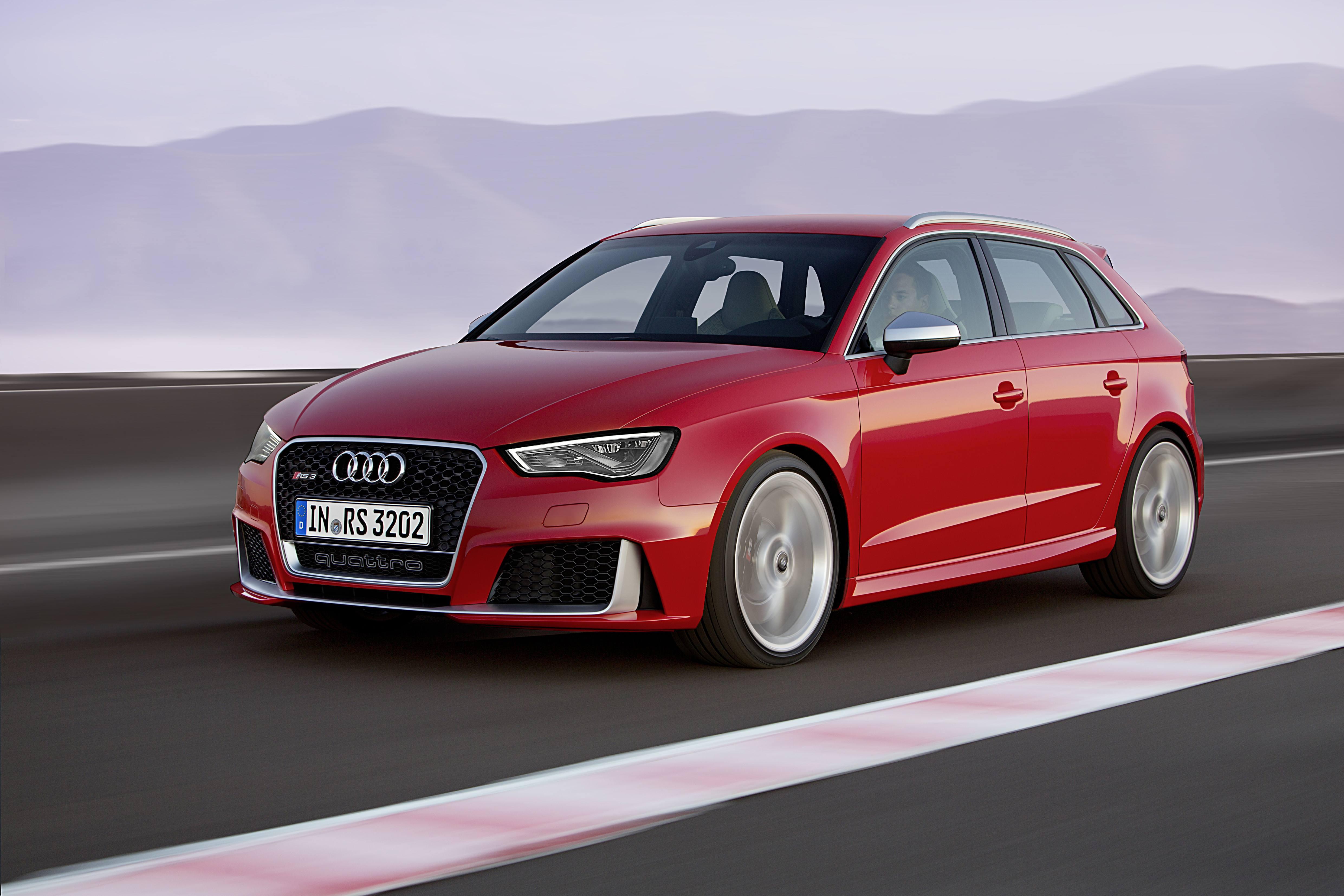 Audi 2.5 TFSI Engine Specs and Performance
