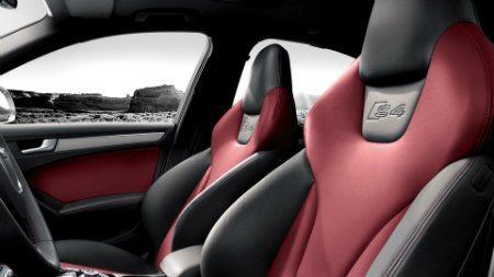 Audi Sports Seats