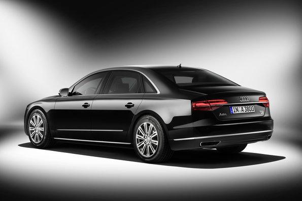 Audi High Security