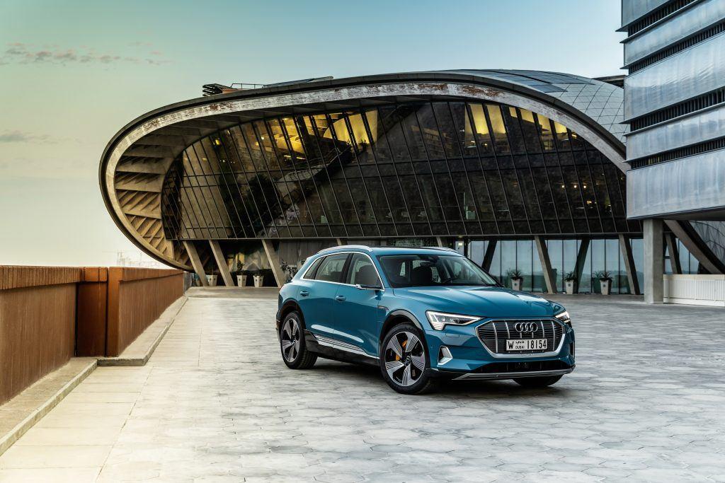 Visit The Electric E Tron And New Q3 Audi Royal Oak