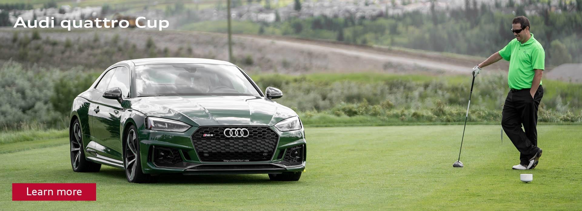 Audi Royal Oak: New & Used Audi Dealership | Calgary, AB