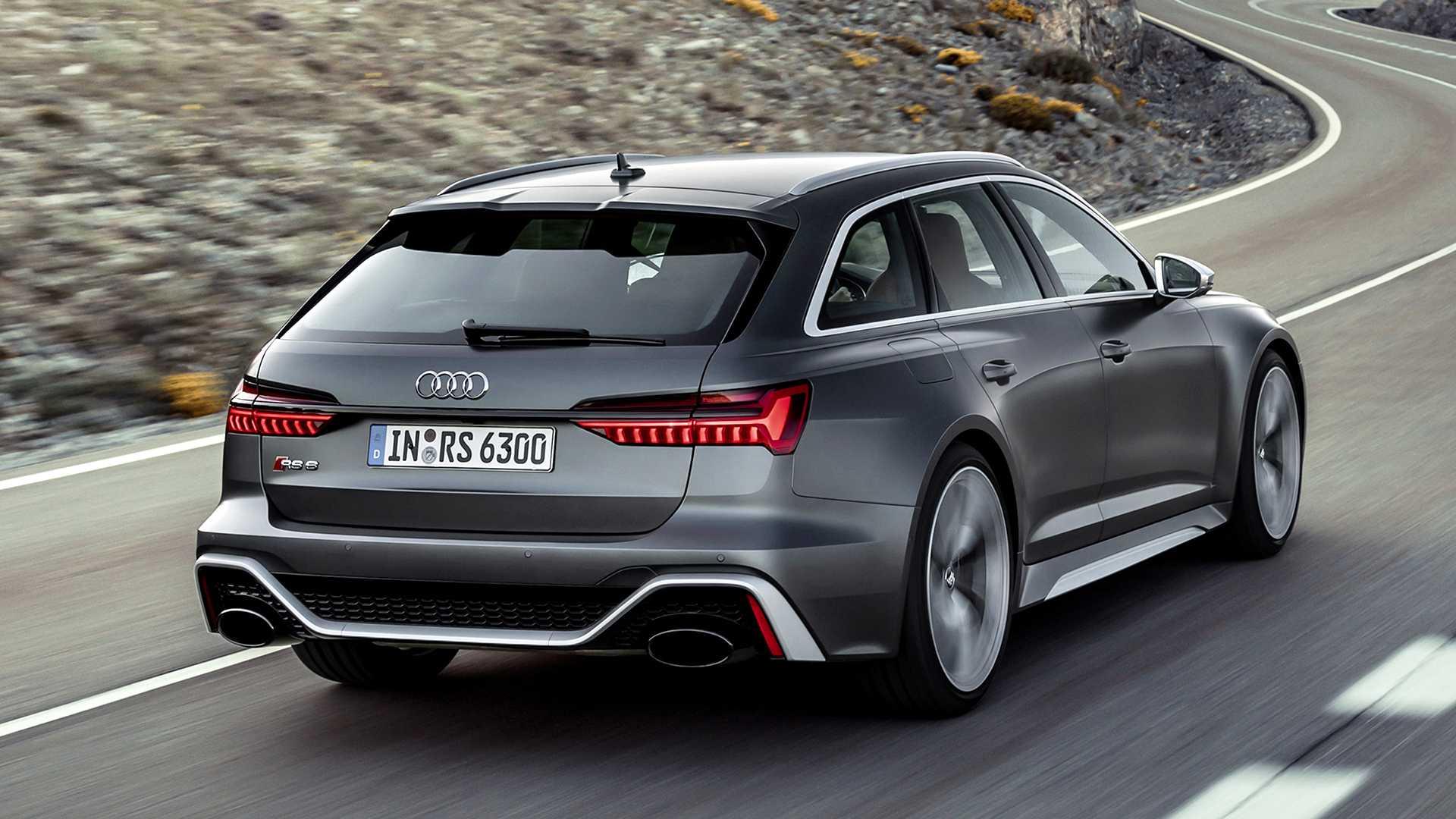 Audi Rs 6 Avant 2019 1 Audi Royal Oak