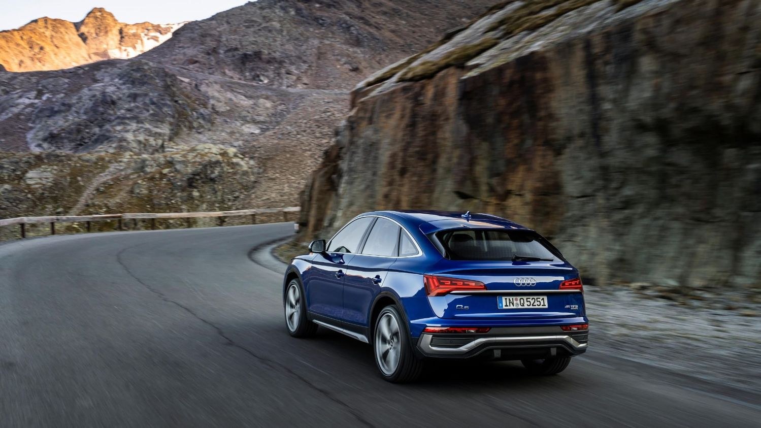 canada will get the q5 and sq5 sportback confirmed! - audi